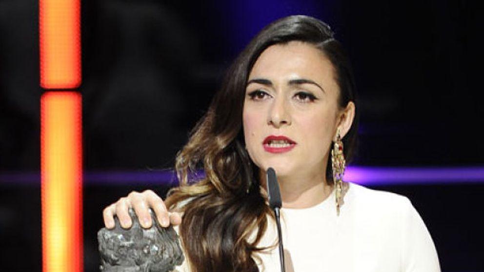 """Candela Peña: """"Hay periodistas que me han ofrecido cuidar a su mamá por 1.200 euros"""""""