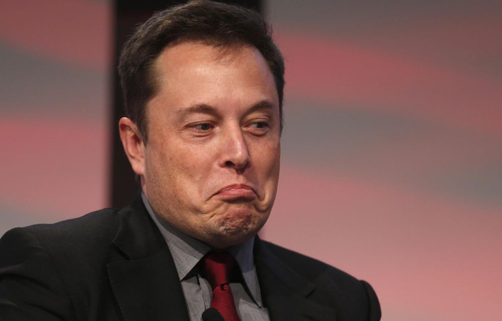 Foto: Elon Musk, CEO de Tesla Motors
