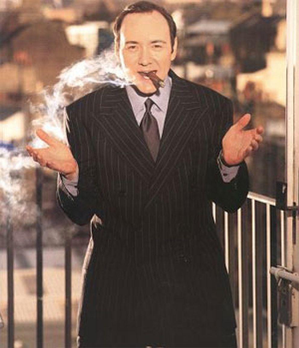 Foto: Un paquete de tabaco de Kevin Space cuesta lo mismo que un despido