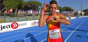 Post de Daniel Ambrós, el rayo que viene detrás de Bruno Hortelano… y no es el único