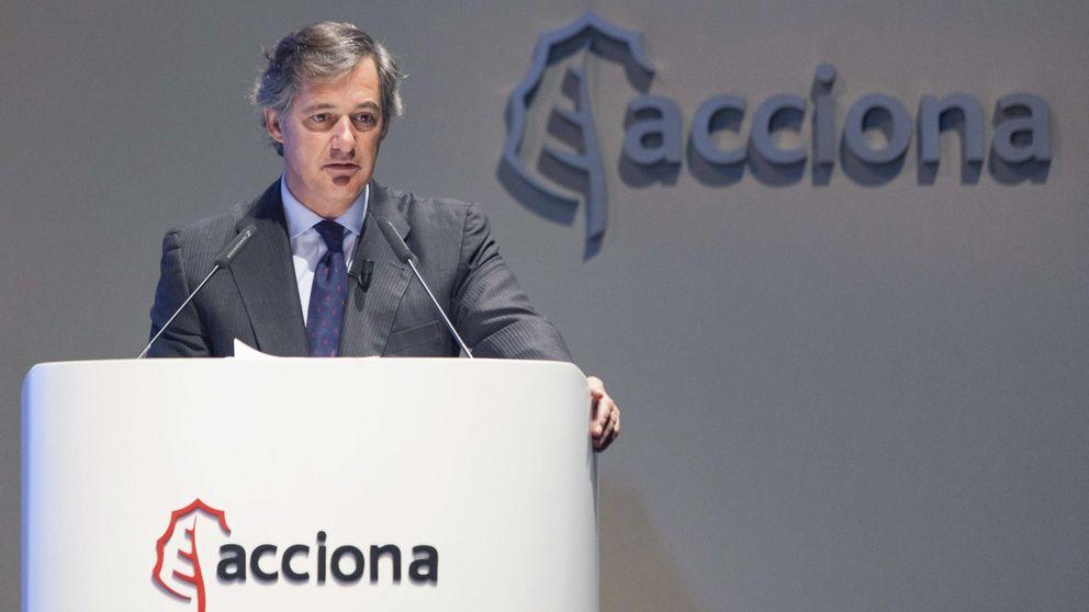 Acciona vende su participación en Testa a Blackstone por 379 millones