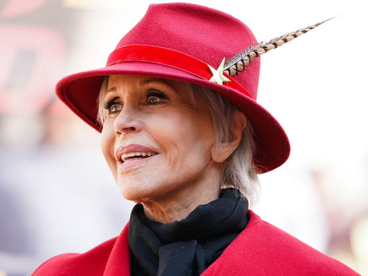 Foto: Jane Fonda. (Getty)