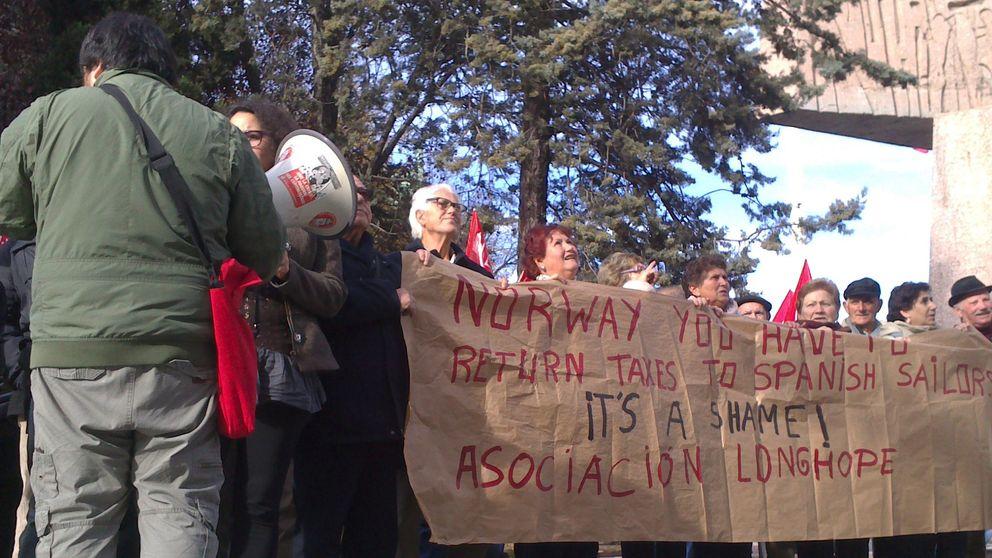Noruega cierra la puerta a negociar con los marineros españoles