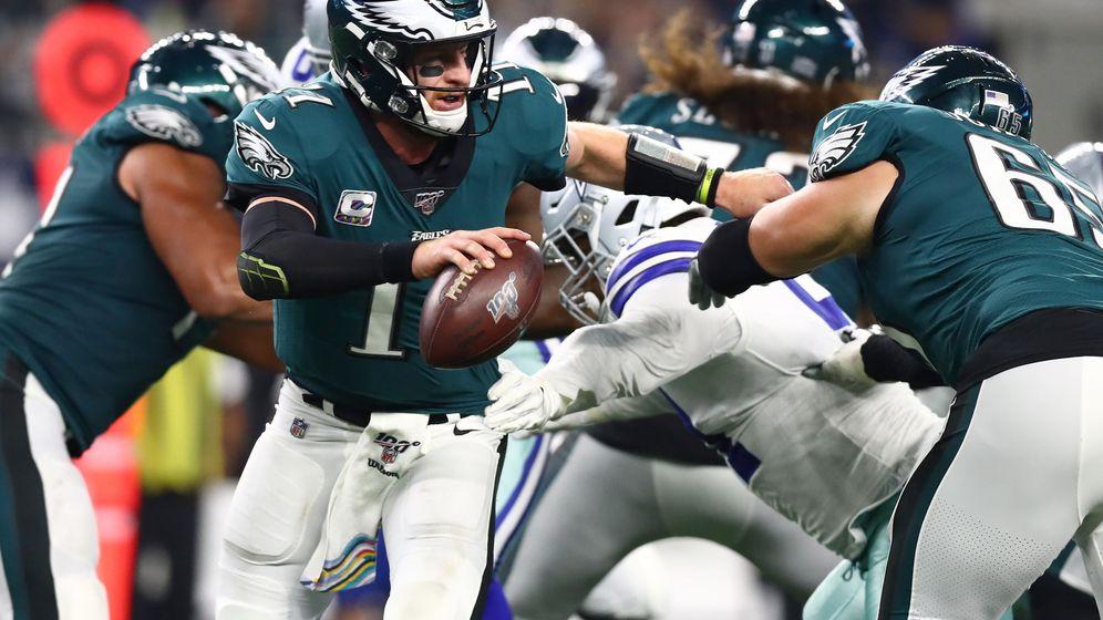 Foto: Partido de la NFL. Foto: Matthew Emmons-USA TODAY Sports