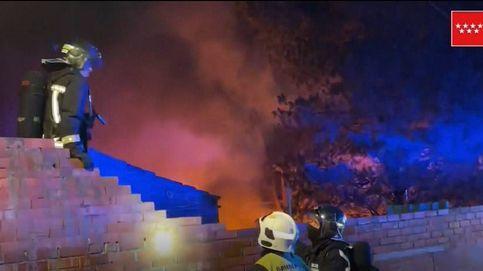 Muere un anciano de 90 años en el incendio de su casa en Pozuelo (Madrid)