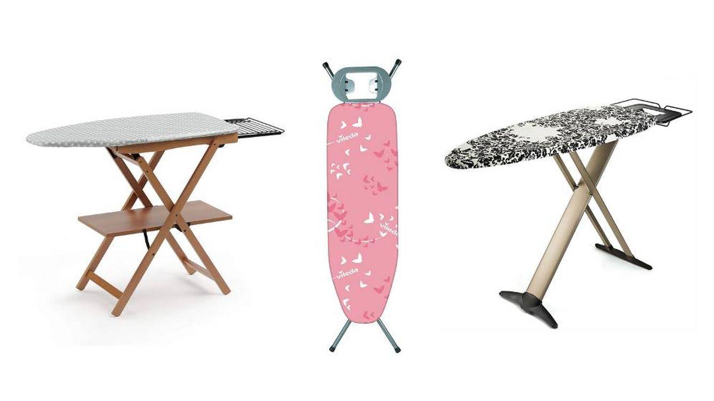 Las mejores tablas de planchar de madera, metal y algodón