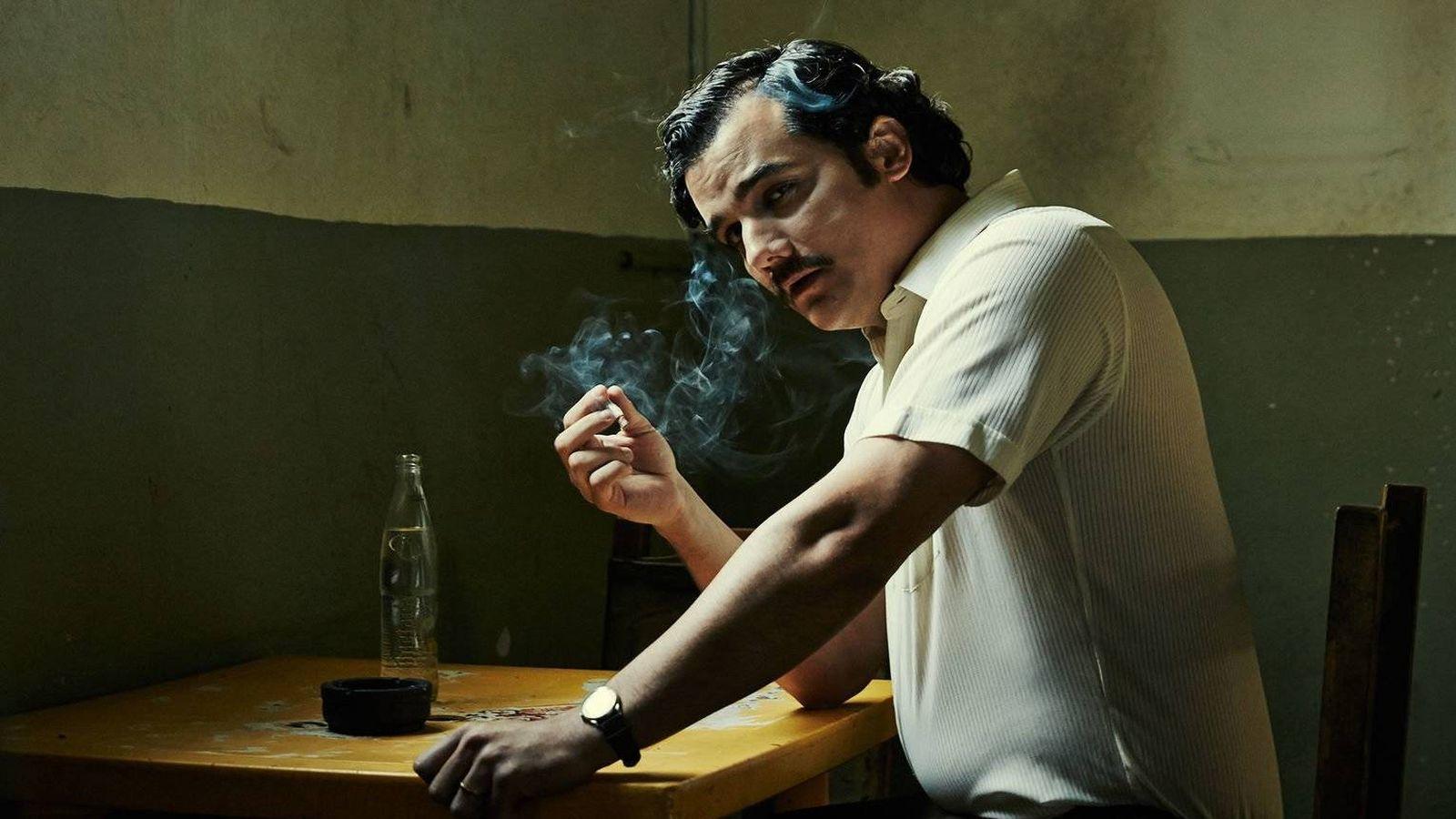 Foto: 'Narcos', la serie más vista de Netflix en el prime time español.