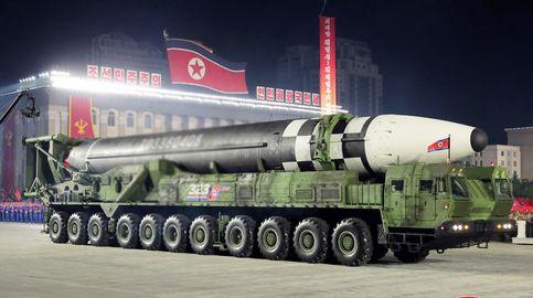 La 'sorpresa' del desfile de Corea del Norte: el mayor misil intercontinental del mundo