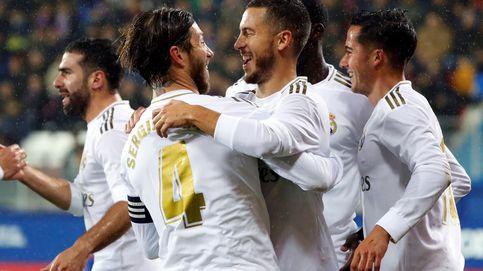 La rabona de Hazard en el Real Madrid y por qué ya no está gordo