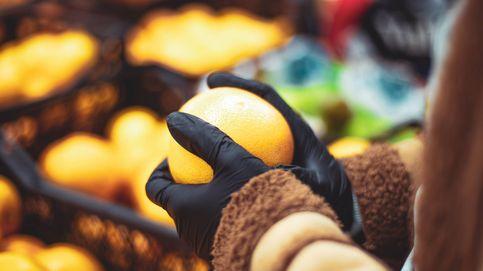 Cómo desinfectar la compra tras volver del supermercado