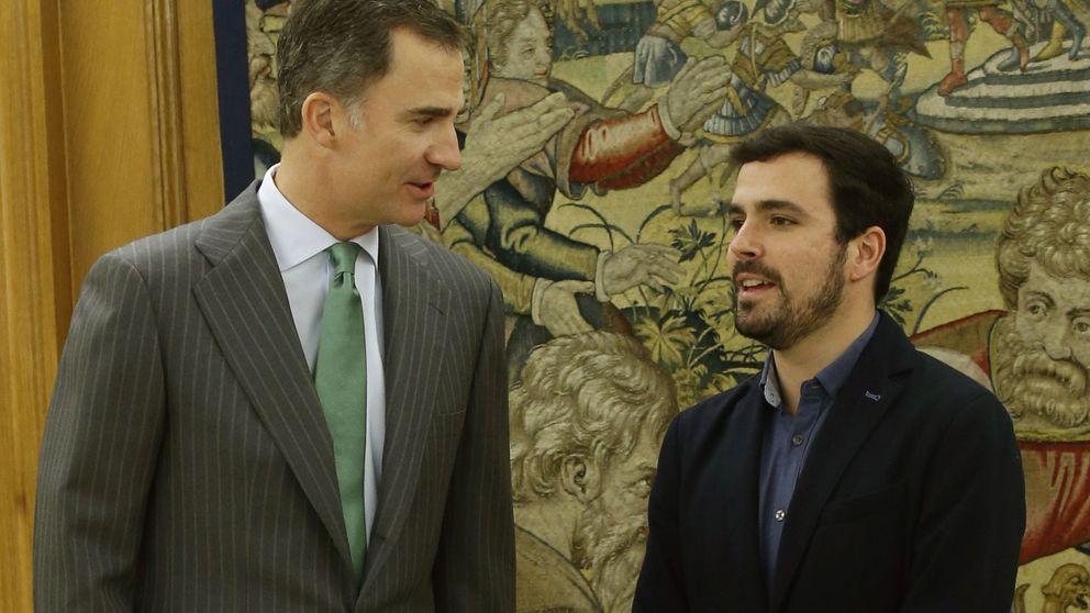 Garzón quiere ejercer de facilitador de un acuerdo entre PSOE y Podemos
