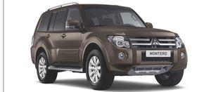 Mitsubishi lanza al mercado su nuevo Montero