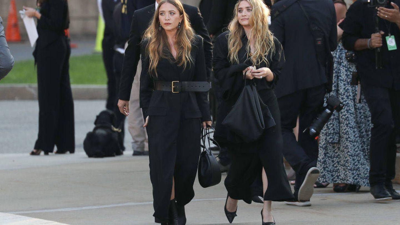 Las Olsen, en los 2018 CFDA Fashion Awards. (Getty)