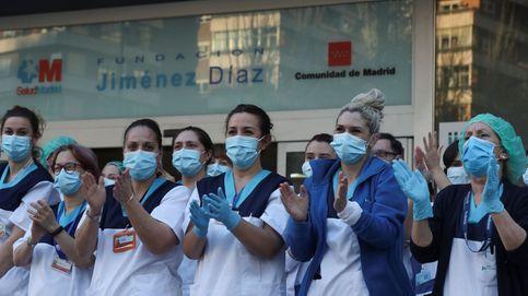 La UCIR de la  Jiménez Díaz atiende en dos meses el doble de pacientes que en un año