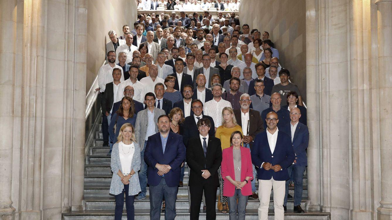 El 65,4% de los catalanes que han decidido ir a las urnas el 1-O votará sí a la independencia