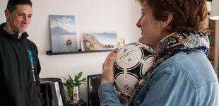 Post de Fernando Torres, repartidor por un día de Amazon en un anuncio con sorpresa