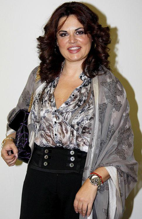 Teresa Bueyes en una imagen de archivo (I.C.)