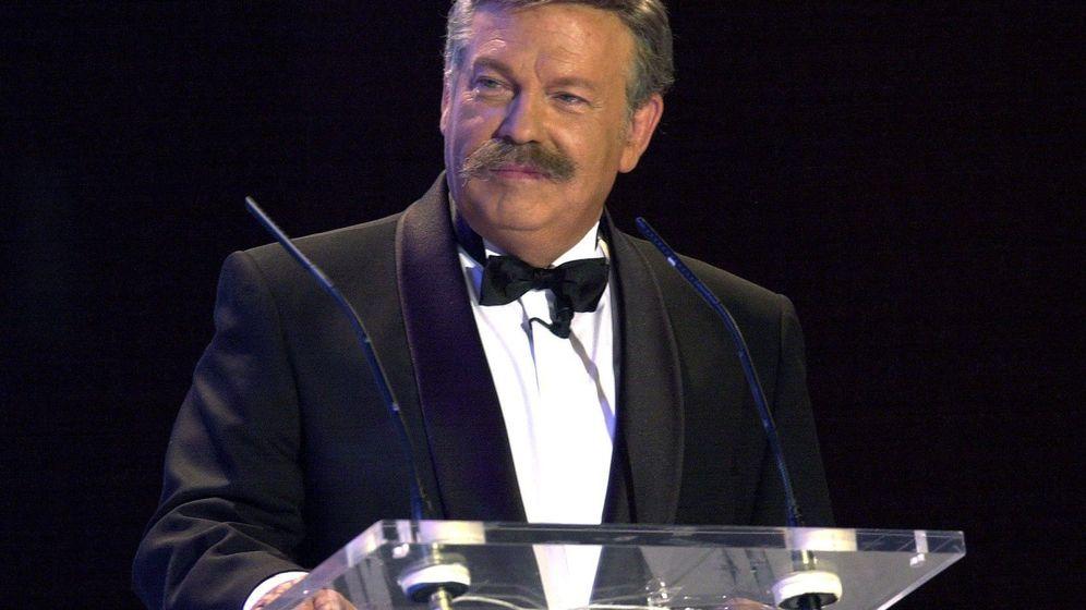 Foto: El periodista y presentador José María Íñigo. (EFE)