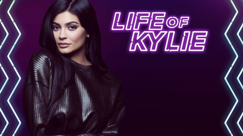 Foto: Kylie Jenner en una imagen de su reality 'Life of Kylie'.