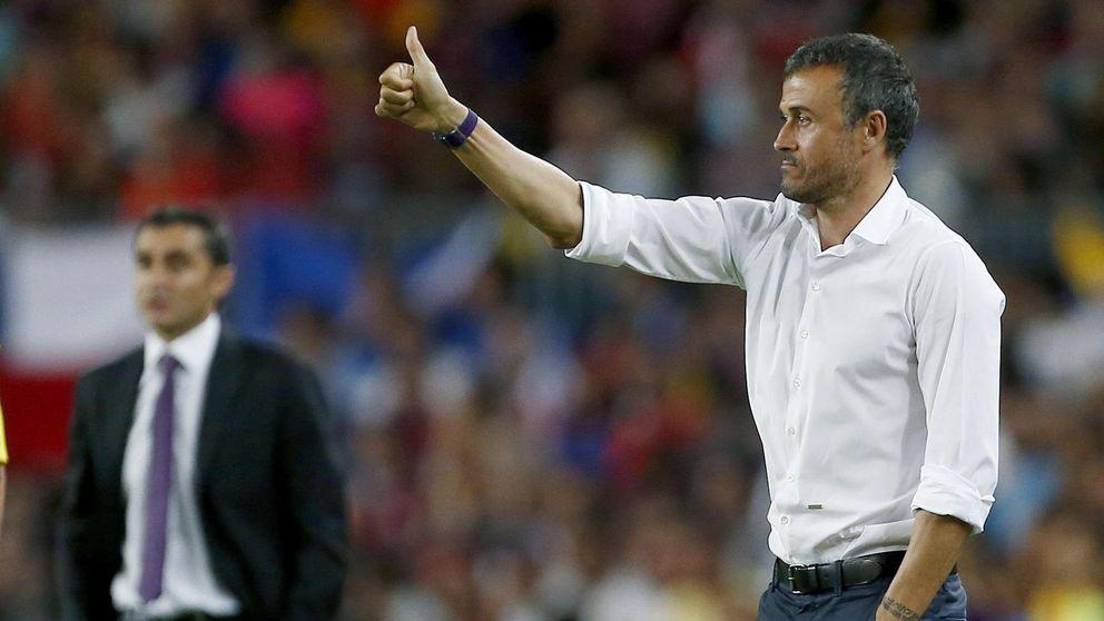 Luis Enrique: Cuatro equipos optan a la Liga, pero los favoritos somos nosotros