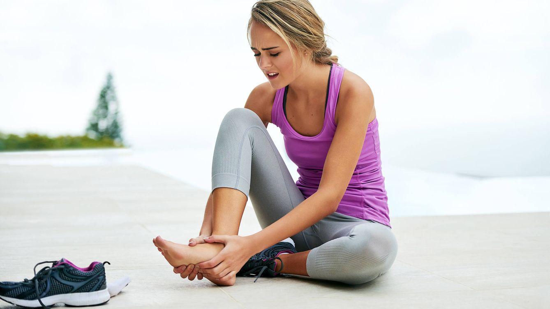 Entrenar descalzo es la fórmula definitiva, pero tienes que saber cómo hacerlo