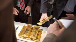 ¿Qué le pasa al oro?