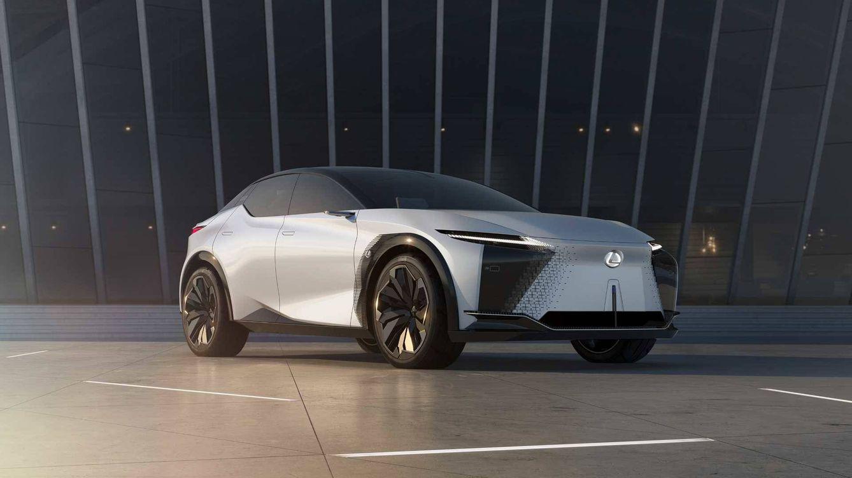 Lexus LF-Z Electrified, adelanta el coche eléctrico del futuro