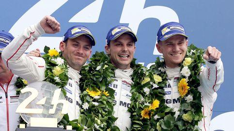 Porsche recupera su trono en Le Mans haciendo historia con Hulkenberg