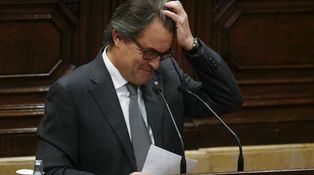 Cataluña se pasea de nuevo por la frustración