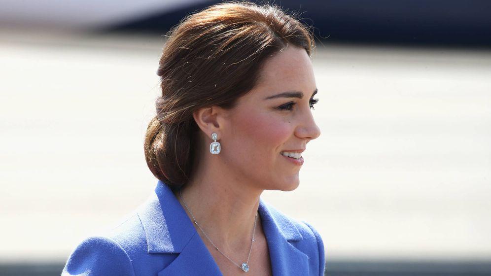 Foto: La duquesa de Cambridge en una imagen de archivo. (Getty)