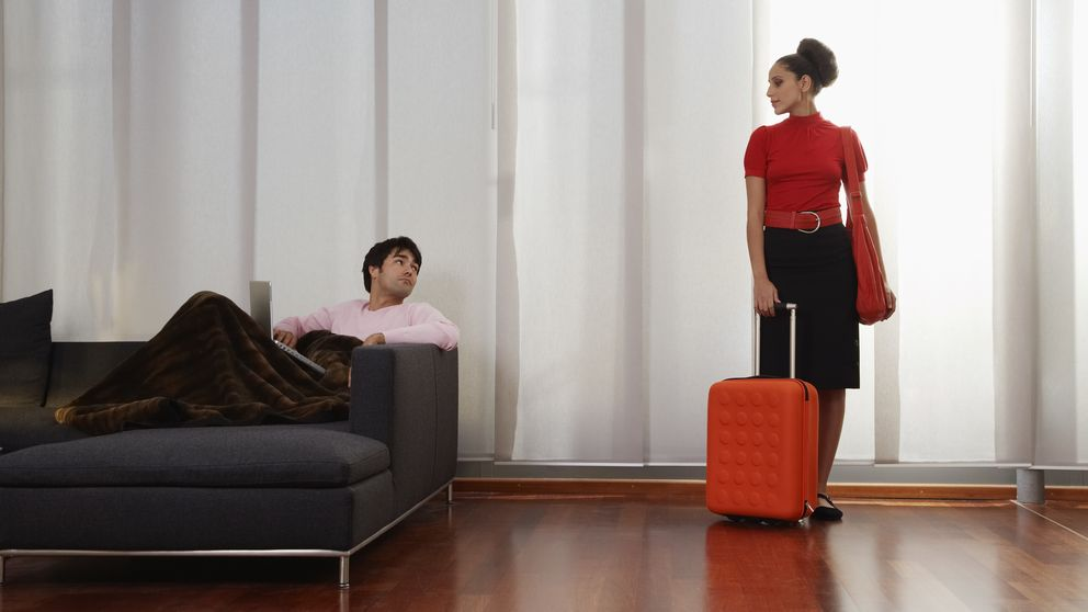 1 de cada 4 casados piensa en separarse y su pareja no lo sabe