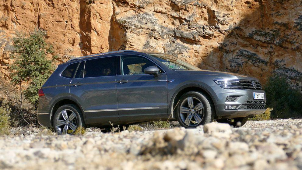 Por qué el nuevo Volkswagen Tiguan AllSpace es una referencia en el interior