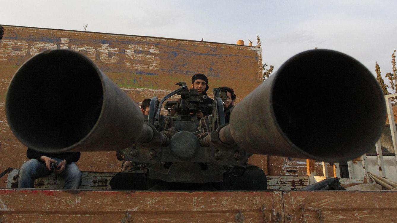 EEUU busca misiles antiaéreos a prueba de terroristas para la insurgencia en Siria
