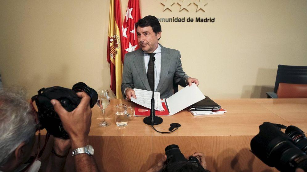 Foto: Imagen de archivo de Ignacio González. (EFE)