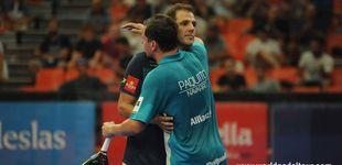 Post de La magia de Juan Martín Díaz y Paquito Navarro en el Valencia Master de pádel