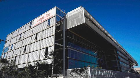 Santander estudia vender Ciudad Banesto y trasladar la plantilla a la sede del Popular
