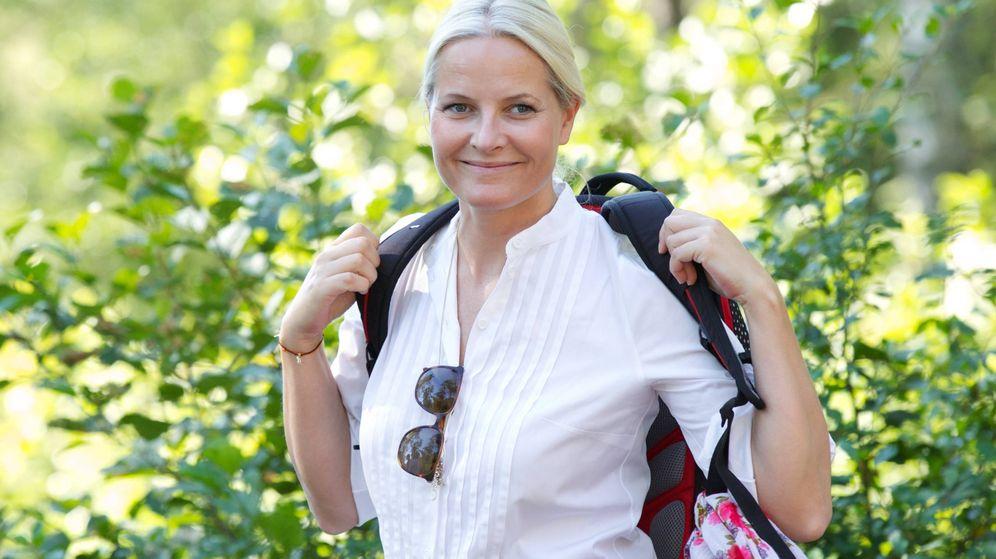 Foto: La princesa Mette-Marit en una imagen de archivo. (Getty)