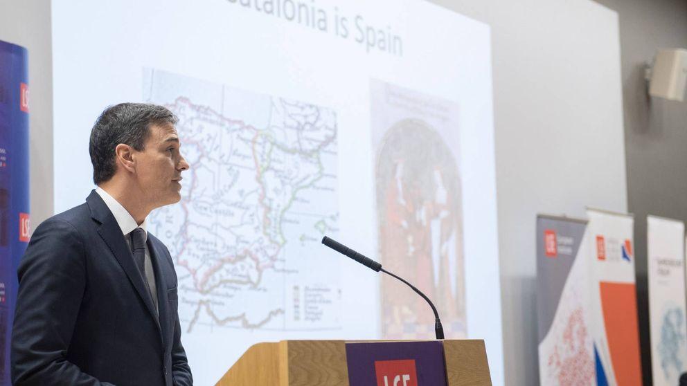 Una encuesta del PSOE sitúa a Sánchez a un punto del PP y a 5,2 sobre Cs
