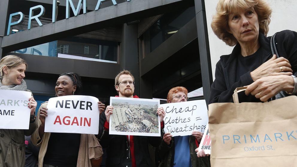 Primark contrata a un ex Inditex para pagar a las víctimas de Bangladesh