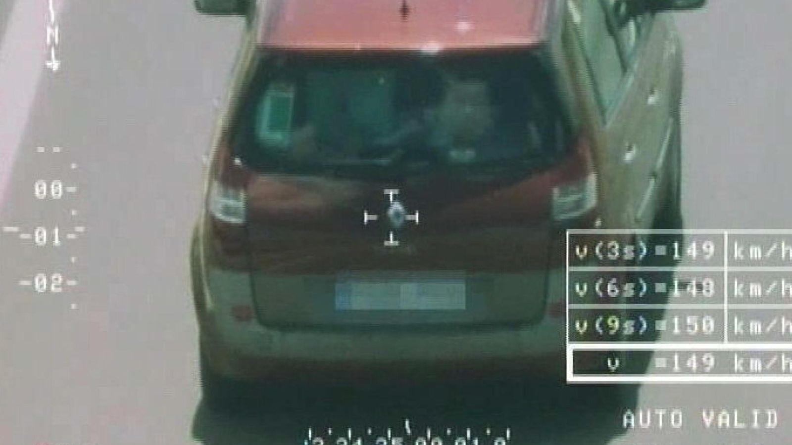 Foto: ¿En qué carreteras están los 20 radares nuevos de la DGT? (EFE)