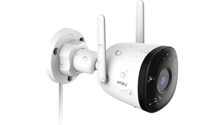 Cámara exterior Imou IPC-F22P compatible con Alexa y Google Home