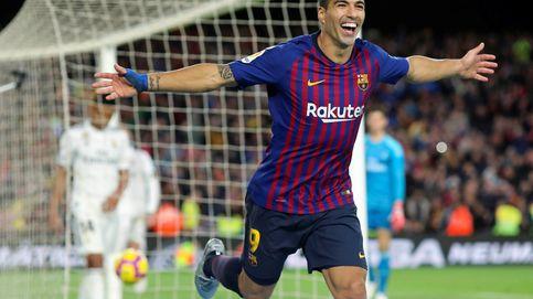El Barcelona - Real Madrid en imágenes