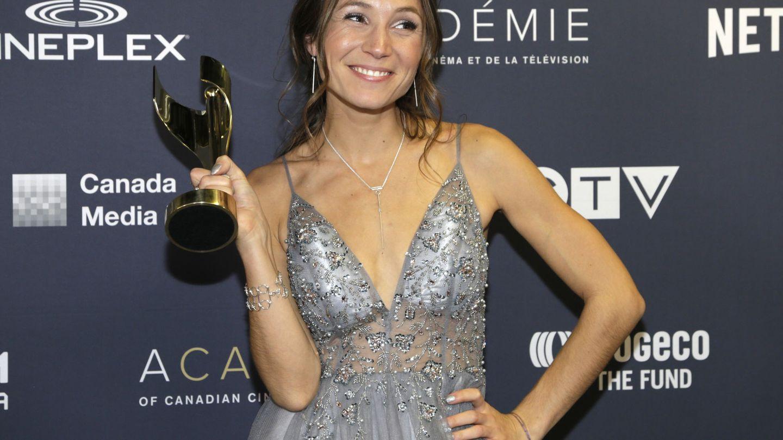 Dominique Provost-Chalkley. (Reuters)