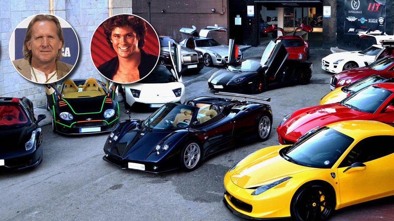 SuperGarage: el 'parking' marbellí de jeques, futbolistas y empresarios
