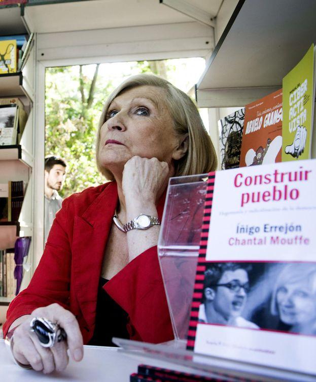 Foto: La politóloga belga Chantal Mouffe. (EFE)