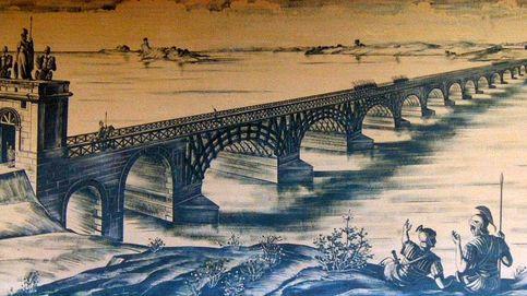 La construcción romana similar a las pirámides: el puente de Trajano