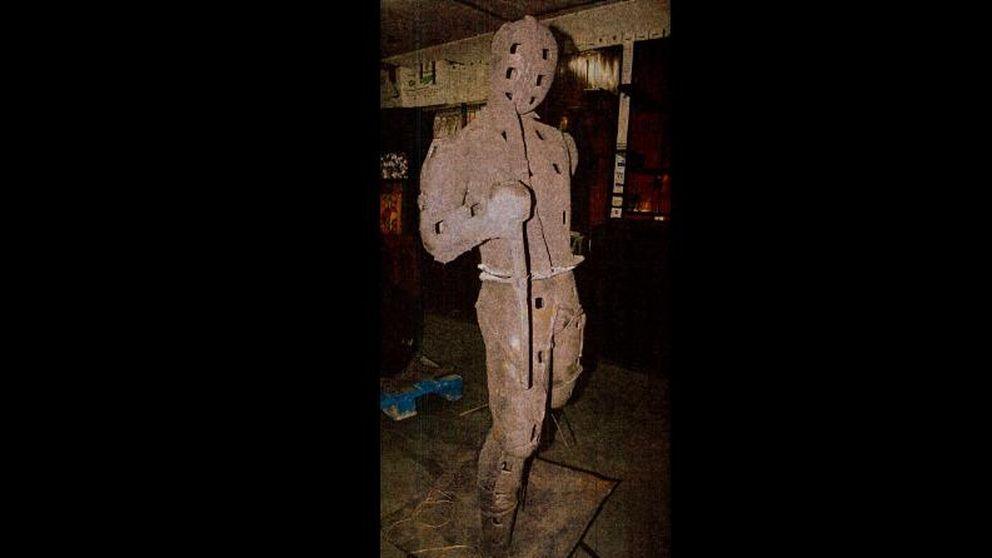 Las obras de arte y los trofeos de caza de David Marjaliza