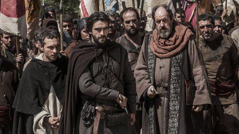 Antena 3 concluye el 'titánico' rodaje de 'La catedral del mar'