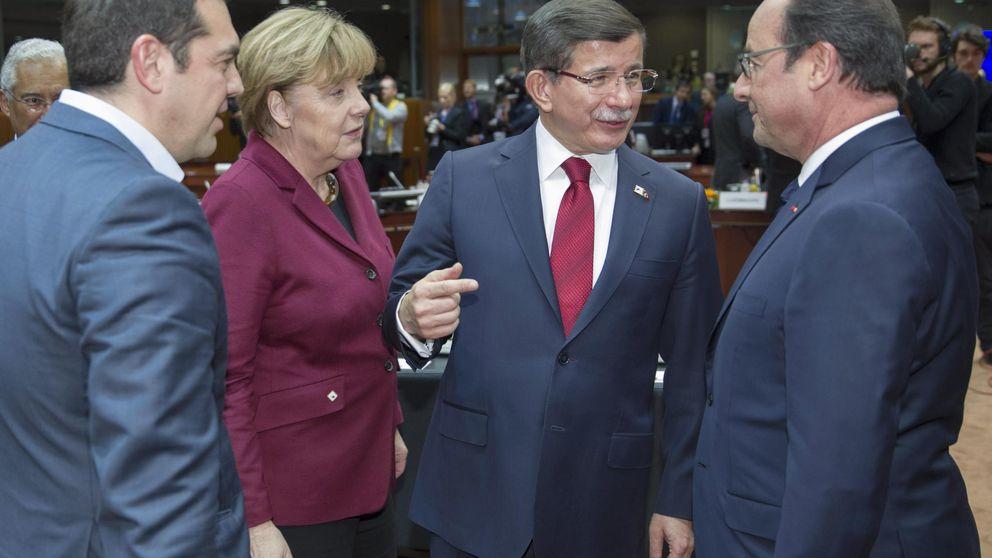 La UE promete 3.000 millones a Turquía para que contenga la inmigración irregular
