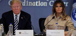Post de Los detalles del look con el que Melania Trump ha reaparecido